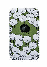 Black Sheep Mobile PHONE CASE POUCH FITS HTC THE ONE,ONE X , ONE MINI, ONE V
