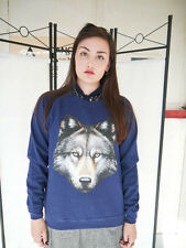 Wildlife Wolf Jumper, Wolf Sweatshirt, Wolf Sweater, Wolves, Wolf, Unisex, New