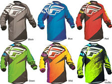 Fly Racing F-16 Jersey Adult & Youth Sizes MX/ATV/BMX/MTB 2014 Riding Gear