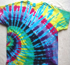 "Tie Dye T Shirt,""Sunburst"" Youth Size 2 to Adult Size 3XL, Adult Heavy Weight"
