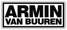 DJ Armin Van Buuren Sticker Decal *2 SIZES* Electro House EDM Vinyl Wall
