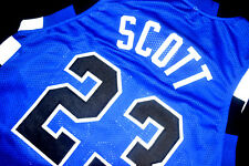 NATHAN SCOTT #23 ONE TREE HILL JERSEY NEW BLUE - ALL SIZES