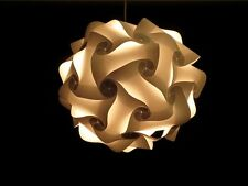 Modern IQ Light Jigsaw Lamp Puzzle Lamp ZElight all colors With Light Cord