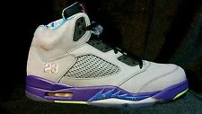 "NIKE AIR JORDAN RETRO V 5 ""BEL-AIR"" LIMITED FRESH PRINCE DS 2013 Sz 7.5-14"