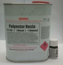 POLYESTER RESIN Kit for Fibreglass 20 kg (inc. Hardener) -FREIGHT PER DESCRIPTIO