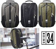 Union 34 Stripe Seatpost Rucksack Commuter Cycling Bag backpack bike bicycle