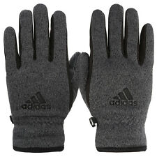 ADIDAS H72213 Men SP SWEATER cold weather gloves- BK/GY