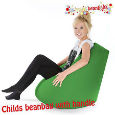 Childs Beanbag with handle Bean Bags - Vibe Bean bag