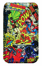 Comic Heroes Phone CASE POUCH FITS NOKIA lumia 510, 610,625,720,800,900,1020