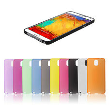 0.3mm Ultra Thin Soft Matte Case Back Cover For Samsung Galaxy Note III 3 N9000