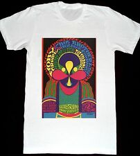 M51 Vintage Concert Poster: Moby Grape, Country Joe, Big Brother Tshirt T-Shirt