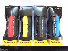 Continental Ultrasport FOLDING Road racing Bike Tyres 700c x 23c  tyre tire