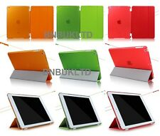 Ultra thin stand Smart Magnetic Case Cover + back case for ipad 2/3/4/5