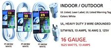 16 GAUGE - EXTENSION CORD UL LISTED