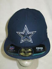 Dallas Cowboys New Era On Field Logo 59FIFTY® Structured Fitted Hat