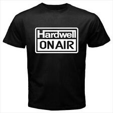 DJ HARDWELL On Air New Mens T-Shirt S M L XL 2XL 3XL Cotton