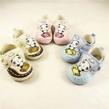 Baby & Toddler Shoes & Slippers Boys Girls 6-12, 12-15, 15-18 Months Slip On