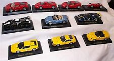 Ferrari Enzo - Italia - Fxx - california and other pick from menu 1-43 scale mib