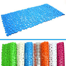 High Quality Large Strong Suction Anti Non Slip Bath Shower Mat - Pebble