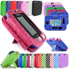 PU Leather Stand Folio Wallet Flip Leather Case Cover For VTech InnoTab 3 & 3S