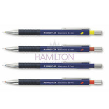 STAEDTLER MARS MICRO MECHANICAL PENCIL - all lead widths available