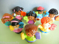 Number Kids - Fisher Price Little People