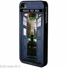 INSIDE TARDIS DR WHO Phone Case/Cover UK STOCK. iPhone 4 4s 5 5s 5c S5