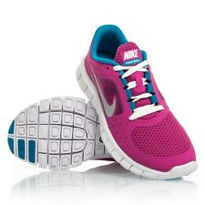 NIKE Free Run 3 GS Girls Running Shoe (602) Now $89.95 + Free Delivery