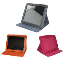 """For 9.7"""" PIPO Max-M6 Tablet PC Dedicated Stand PU Leather Case Folio Cover Skin"""
