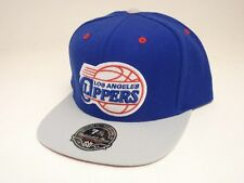 Los Angeles LA Clippers Hat Mitchell & Ness New High Crown Fitted Cap Authentic