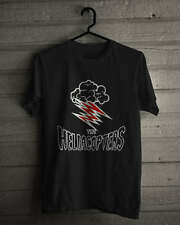 The Hellacopters T-Shirt Garage Rock Band Black Tee SIZE S,M,L,XL,2XL,3XL