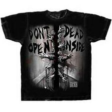 The Walking Dead Don't Open Dead Inside Adult T-Shirt