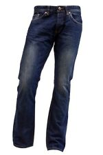 LTB Jeans Hollywood, blau, Denim - Straight Cut - Maccoy