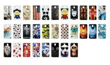 New Cartoon Plastic Battery Cover Door Case For Samsung Galaxy Note 3 III N9000
