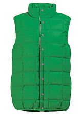 Burton Idiom Packable Down Vest Green Mens