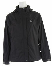 Sierra Designs Cyclone Shell Jacket Black Womens