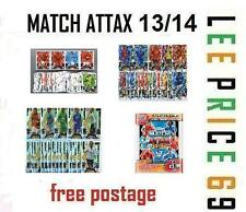 MATCH ATTAX EXTRA 13/14 COLLECTION CHOOSE FULL SETS FROM MENU OR BINDER