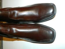 Stacy Adams Men's Manford Brown Smooth Leather Dress Chukka Boots 24837-200