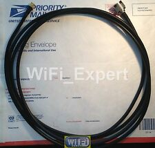 RFC195 RFC240 RFC400 TP-LINK TL-ANT24PT N Male to RP-SMA Male Pigtail Cable USA