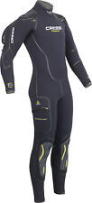 CRESSI ATLANTIS SEMI-DRY WETSUIT MAN 7 MM NEW 2014  04US