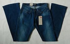NEW Levi's 524 Bootcut Skinny Too Superlow Juniors Womens Blue Jeans Many Sizes
