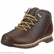 TIMBERLAND Boots Men's Split Rock 41084 Boots Brown Sizes: UK 7 - 12.5