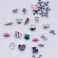 New Alloy Floating Locket Charms for Glass Living Memory Lockets Fashion 2014 1p