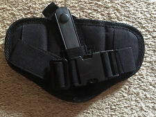 Car Seat Pistol Gun Holster Vehicle Truck Carry Ambidextrous Small Medium Large