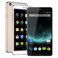 """6.0""""Android Unlocked 4Core Cell Phone 3G/GSM/WCDMA GPS Smartphone Straight Talk"""
