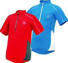 Dare2b Race Away Cycle Jersey T-Shirt Age 5 - 15 yrs Junior Cycling Top DKT013