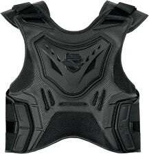 Icon Field Armor Stryker Vest Stealth Sportbike Stunt Chest Back Protection
