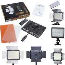 Yongnuo YN-140/YN-160/YN-300/YN-600 LED Video Light For Nikon Canon Camcorder