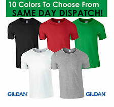 WHOLESALE GILDAN HEAVY COTTON T SHIRT TEE TOP - RESELL MARKET STALL PRINTING NEW