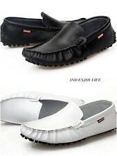 2014 Hot!!! Mens Casual Shoes Cowhide Driving Moccasins Slip On Loafers Corium